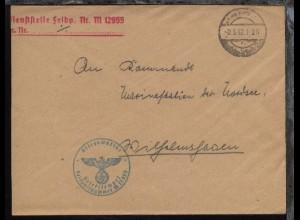 Tarn-Stpl. 2.5.42 + Dienststellen-L2 + BfSt. M 12955 (17. Lehrflottille)
