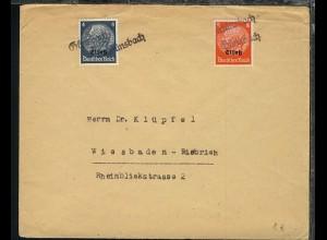 2 Werte auf Bf. mit L1 Günsbach nach Wiesbaden