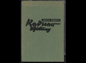 "Erich Drach ""Rednerschulung"", Berlin 1934, 96 Seiten"