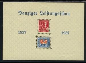 Danziger Leistungsschau, **