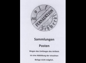 Deutschland/Europa 100 AK/CAK ca. 1960/90