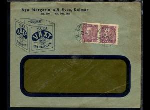 PLK 422 22.3.1922 auf Firmen-Fenster-Bf.