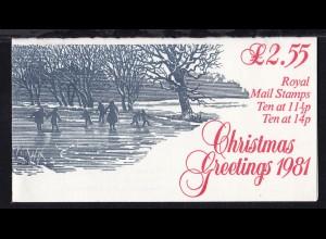 Christmas Greetings 1981