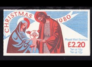 Greetings for Christmas 1980