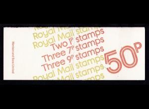 50 P. mit Heftchenblatt 80