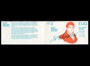 Postal History 3 James Chalmers