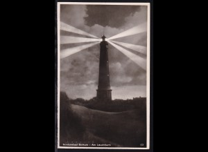 Nordseebad Borkum Am Leuchtturm, 1955