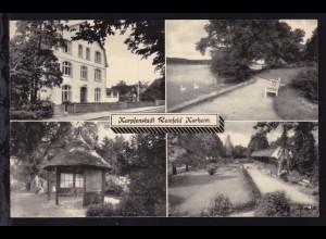 Karpfenstadt Reinfeld Kurheim, ca. 1968