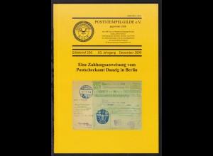 Poststempelgilde e.V. Gildebrief 230
