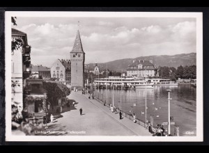 Lindau (Bodensee) Hafenpartie