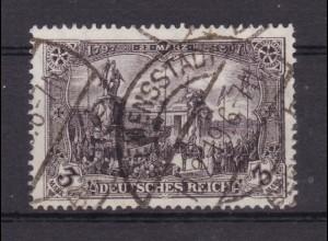 Freimarke 3 M. Friedensdruck