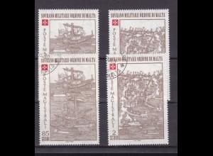 Malteserorden 1980 500-Jahrfeier der Belagerung von Rhodos, ** + o