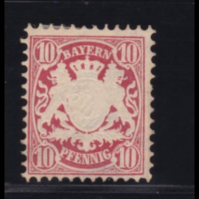 Wappen 10 Pfg., (*)
