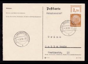 PILLAU SEEDIENSTBAHNHOF b 1.6.38 auf Sammler-Postkarte