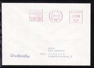 Trier AFS TRIER 1 55 27.11.75 Europäisches Denkmal-schutz-jahr 1975 Deutshe