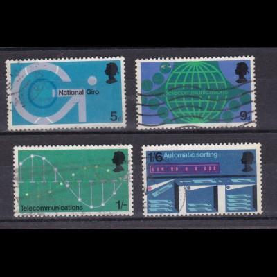 Technologie der Post