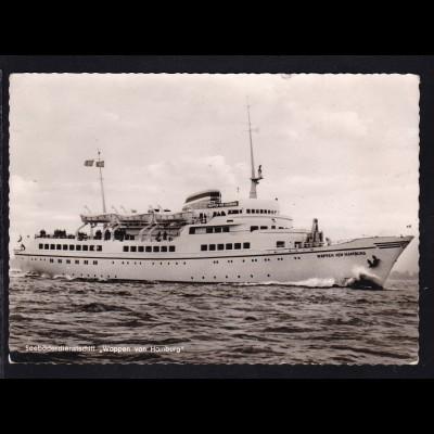 """Seebäderdienstschiff """"Wappen von Hamburg"""""""
