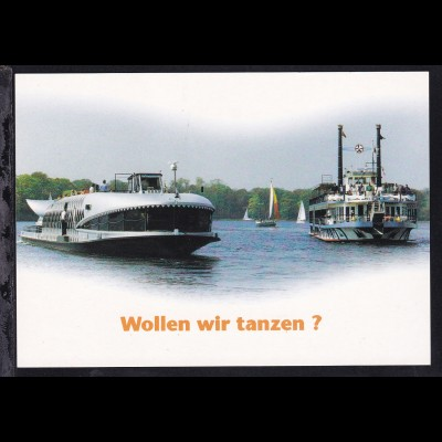 """MS """"Moby Dick"""" und MS ?"""