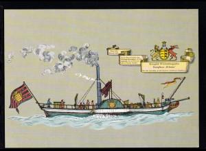 "Dampfboot ""Wilhelm"""