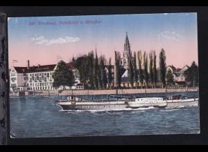 "Dampfer ""Neptun"" in Konstanz"