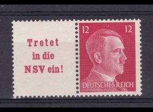 Hitler-Zusammendruck, **