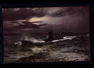 U-Boot, Wohlfahrts-Karte