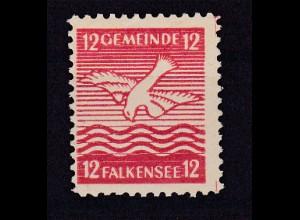 Falkensee Ortswappen 12 Pfg, **