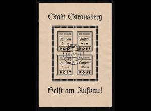 Strausberg Wiederaufbaublock,