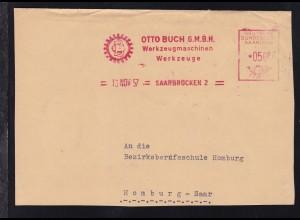 AFS OB OTTO BUCH G.M.B.H. Werkzeugmaschinen Werkzeuge = 13 NOV 57 =