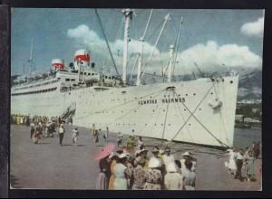 "Dampfer ""Admiral Nachimov"" ex. Dampfer ""Berlin"""