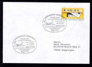 BAD NEUENAHR-AHRWEILER 53474 Schiffe 2007 Ausstellung mit Großtauschtag