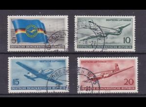 Eröffnung des zivilen Luftverkehrs in der DDR