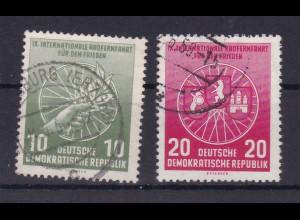 Internationale Radfernfahrt für den Frieden 1956