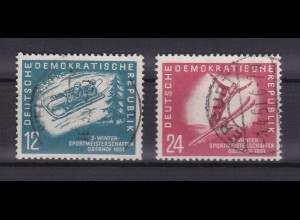 Wintersportmeisterschaften der DDR Oberhof 1951