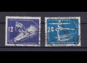 1. Wintersportmeisterschaften der DDR Schierke 1950