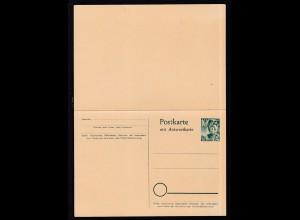 Rheinland-Pfalz Postkarte 10/10 Pfg.